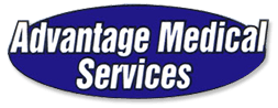 Advantage Medical Services logo